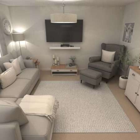 Country lounge design 09