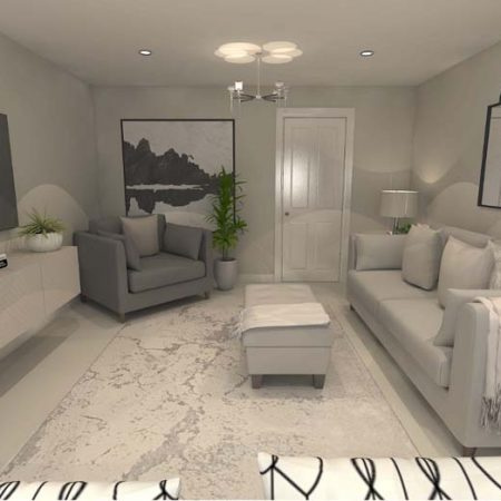 Country lounge design 26