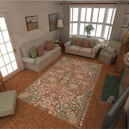 traditional lounge design 56